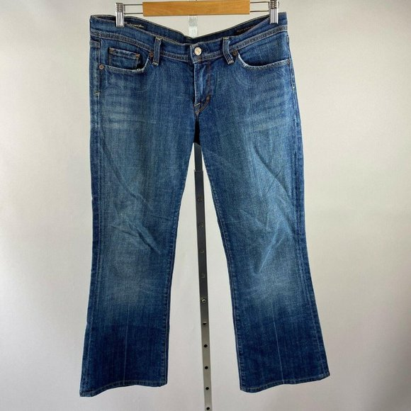 Citizens Of Humanity Ingrid Stretch Flare Jeans 32